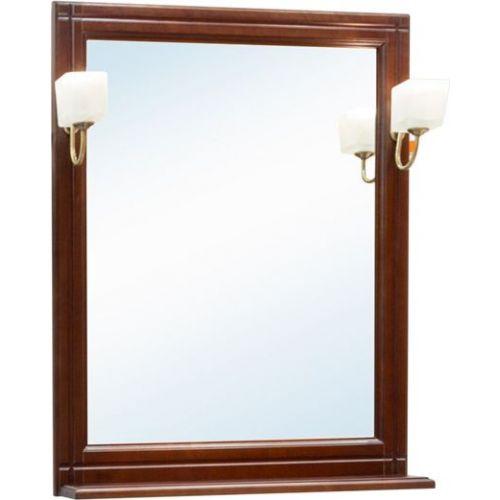 Зеркало 1 Orange Capri Ретро 75 со светильниками