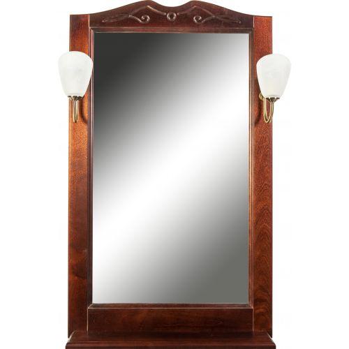 Зеркало 1 Orange Villi 60 со светильниками