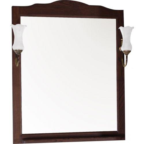 Зеркало ASB-Woodline Римини Nuovo 60 антикварный орех