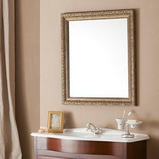 Зеркало Caprigo 60х80 багетное, 74 мм