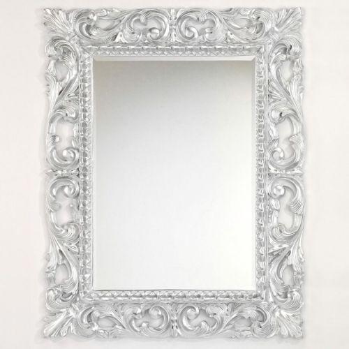 Зеркало Caprigo PL106-S серебро