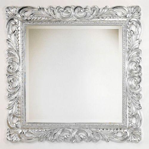 Зеркало Caprigo PL109-S серебро