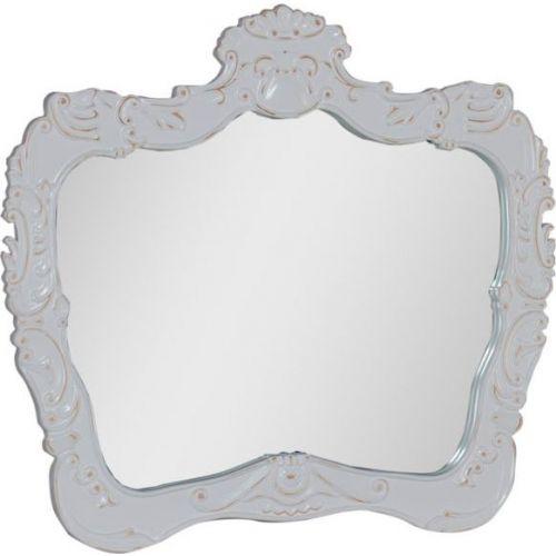 Зеркало Demax Афины 120 белое