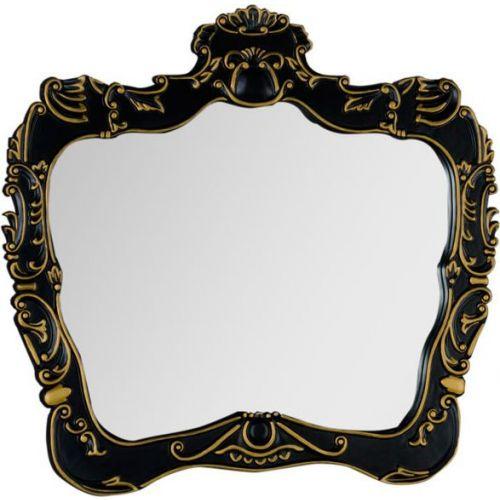 Зеркало Demax Афины 120 черное