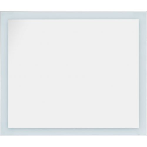 Зеркало Dreja Kvadro 100x3,2x85, с подсветкой