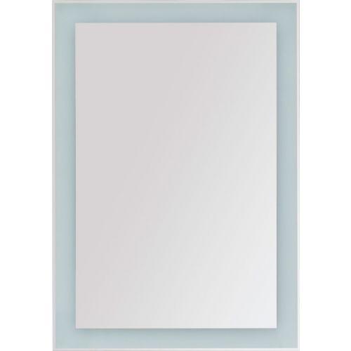 Зеркало Dreja Kvadro 60x3,2x85, с подсветкой
