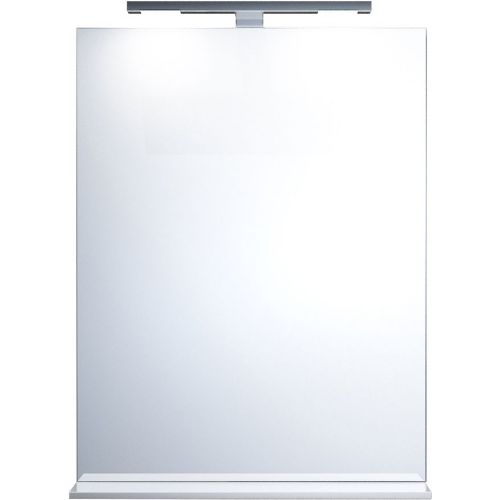 Зеркало Iddis Custo 55 белое