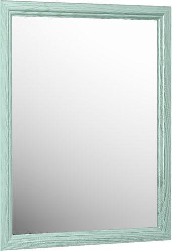 Зеркало Kerama Marazzi Provence 60 зеленое, с подсветкой