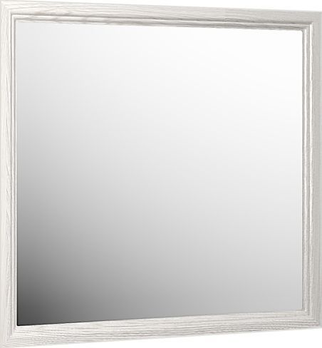 Зеркало Kerama Marazzi Provence 80 белое, с подсветкой