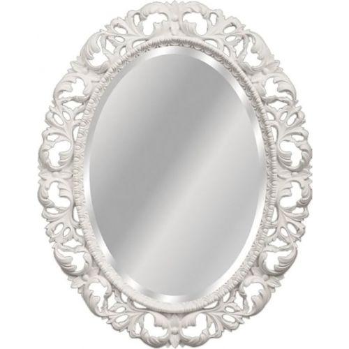 Зеркало Marco Visconi O.1021.BA.ZA белое