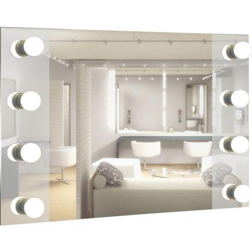 Зеркало Mixline Премьер Мерлин 80 с подсветкой
