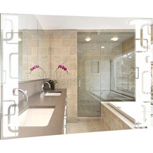Зеркало Mixline Стиль Мега 80 с подсветкой