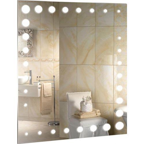 Зеркало Mixline Стиль Шанель 60 с подсветкой