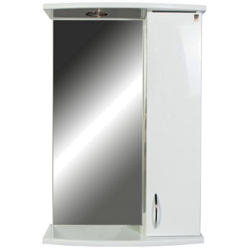 Зеркало-шкаф 1 Orange Диана 50