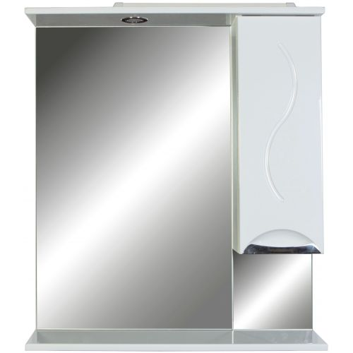 Зеркало-шкаф 1 Orange Глория 75
