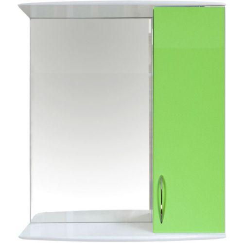 Зеркало-шкаф 1 Orange Роса 50 салатовый