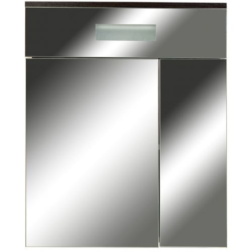Зеркало-шкаф 1 Orange Таис 60 венге/махагон