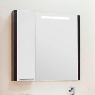 Зеркало-шкаф Акватон Брайтон 100 венге