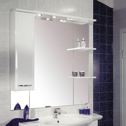 Зеркало-шкаф Акватон Эмили 105 L