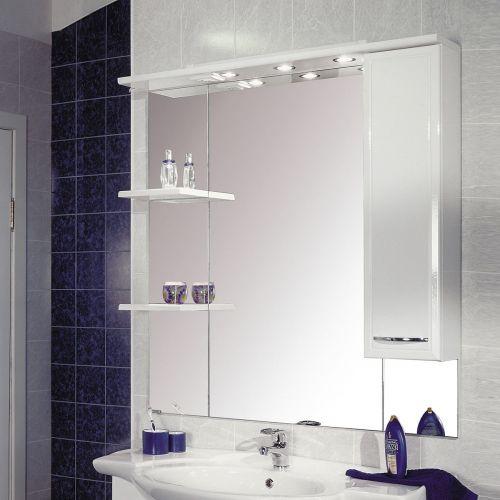 Зеркало-шкаф Акватон Эмили 105 R
