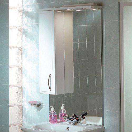 Зеркало-шкаф Акватон Марсия 67 L