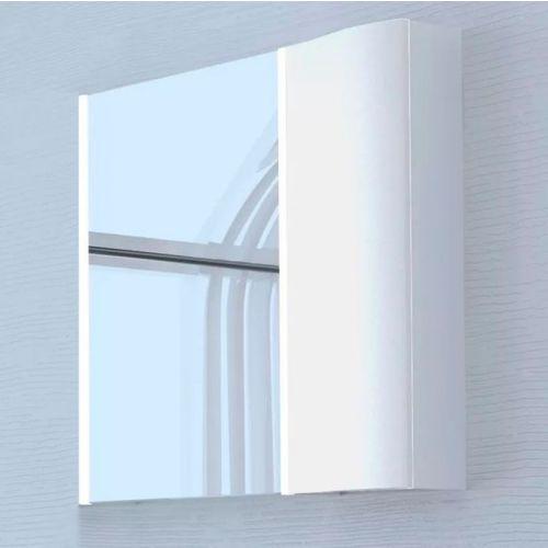 Зеркало-шкаф Акватон Ондина 80 белое