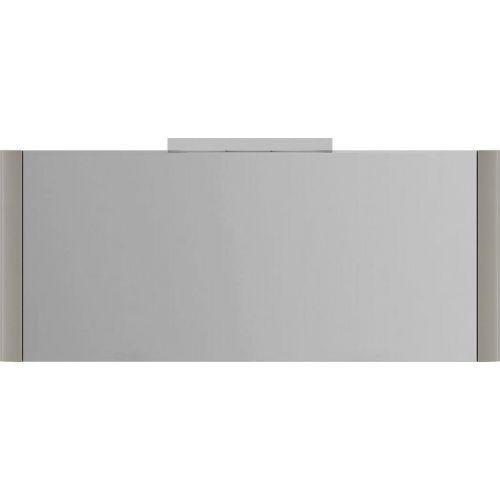 Зеркало-шкаф Am.Pm Awe 115 с подсветкой, королевский серый