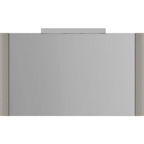 Зеркало-шкаф Am.Pm Awe 80 с подсветкой, королевский серый