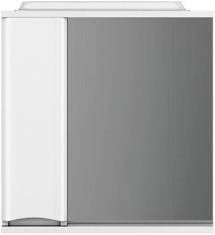 Зеркало-шкаф Am.Pm Like 65 L, белый глянец