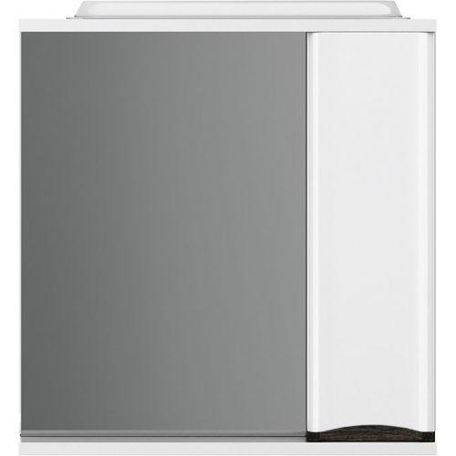 Зеркало-шкаф Am.Pm Like 65 R, белый глянец, венге