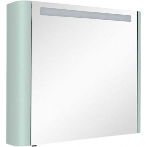 Зеркало-шкаф Am.Pm Sensation 80 R, мятный