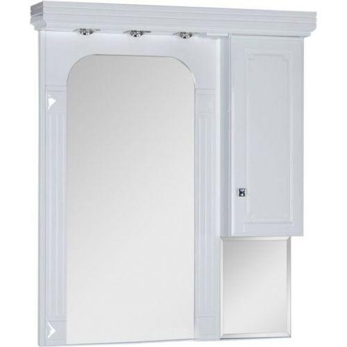 Зеркало-шкаф Aquanet Фредерика new 100
