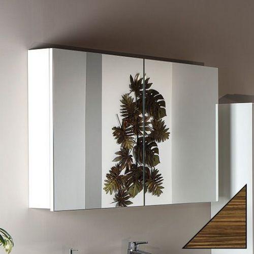 Зеркало-шкаф Armadi Art Vallessi 100 зебрано