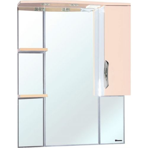 Зеркало-шкаф Bellezza Лагуна 75 R бежевый