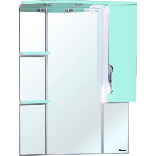 Зеркало-шкаф Bellezza Лагуна 75 R салатовый