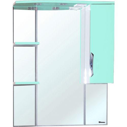 Зеркало-шкаф Bellezza Лагуна 85 R салатовый