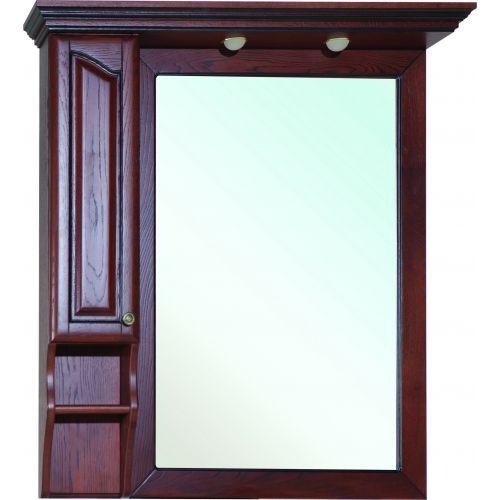 Зеркало-шкаф Bellezza Рим 110 L вишня