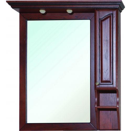Зеркало-шкаф Bellezza Рим 110 R вишня