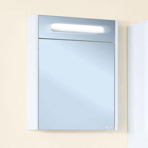 Зеркало-шкаф Бриклаер Палермо 55