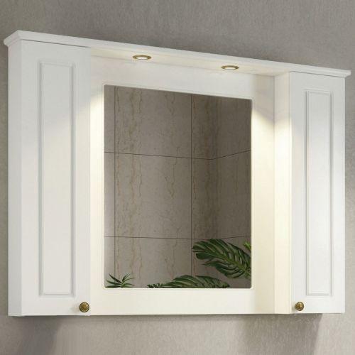 Зеркало-шкаф Comforty Палермо 120