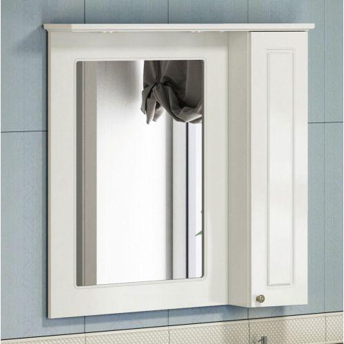 Зеркало-шкаф Comforty Палермо 80