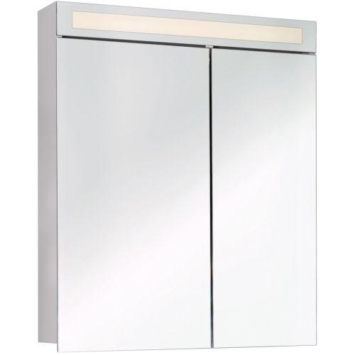 Зеркало-шкаф Dreja.eco Uni 60 белый