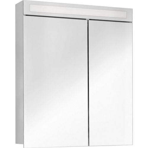 Зеркало-шкаф Dreja.eco Uni 70 белый
