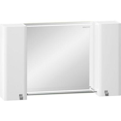 Зеркало-шкаф Edelform Nota 105 белое, с подсветкой