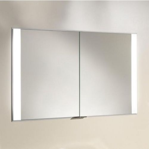 Зеркало-шкаф Keuco Royal 60 104 см, 2 дверцы, встраиваемый