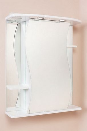 Зеркало-шкаф Onika Лилия 65.02 R