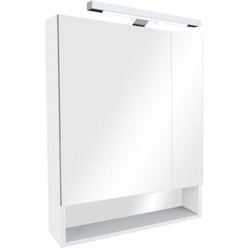Зеркало-шкаф Roca Gap 70 белый глянец