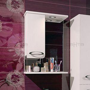 Зеркало-шкаф СанТа Афины 60 L