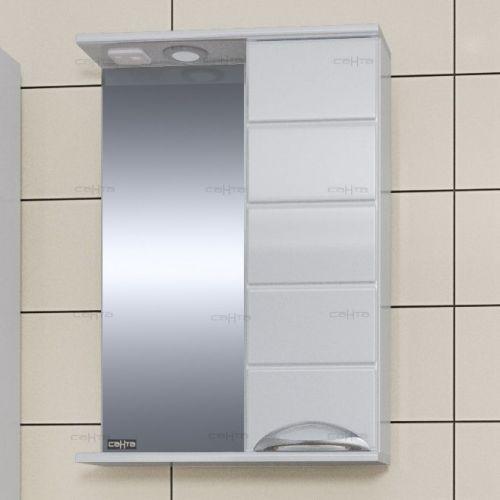 Зеркало-шкаф СанТа Родос 50 R