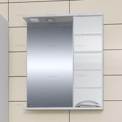 Зеркало-шкаф СанТа Родос 60 R